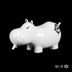 POTAMUS by Frank KOZIK & K.Olin Tribu #art