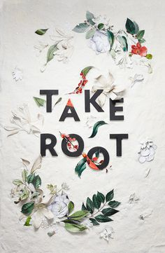 Etsy Holiday Campaign 2012 #inspiration #typography