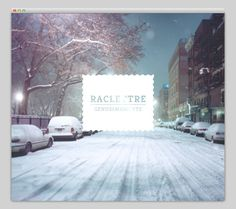 Raclette #website #layout #design #web