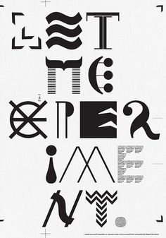 L_ME_X_poster #poster #typography #lettering #type #black #black and white