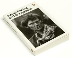 Susan Sontag On Photography #cover #penguin #book