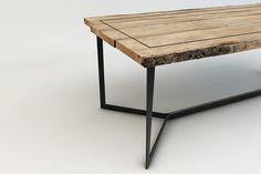 2013 Quadro Table Skeletal #design #architecture #furniture #interior #home #decor