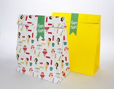 Cómete el Verano on Behance #bags #summer