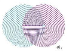 Michael Cina Art #michael #print #circles #dots #cina