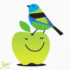 greenheaded tanager limited edition print by beethings on Etsy #illustration