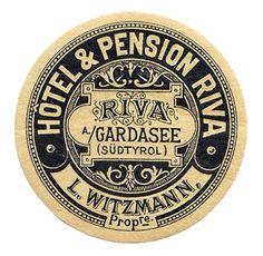 Vintage Badge #label