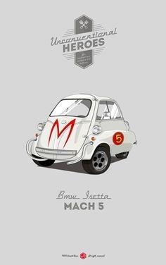 Mach 5 #bear #gerald