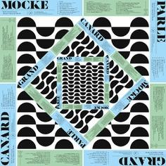 """© Rémy Poncet / Brest Brest Brest Mocke """"Parle Grand Canard""""  record cover"""