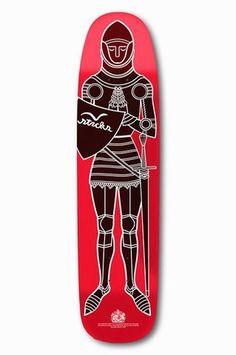 Stacks Shop | Midknight Cruiser #cruiser #stacks #illustration #skateboard #knight