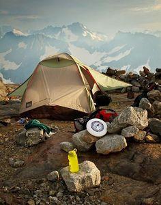 tumblr_n0owioioRx1sfaftvo1_500.jpg 500×636 pixels #freedom #mountain #tent