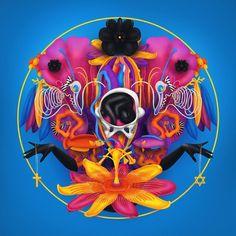 Danilo Rodrigues #illustration #colors