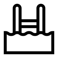 See more icon inspiration related to pool, water, ladder, sports and competition, hobbies and free time, swimming pool, summertime, swimming, sports and sport on Flaticon.