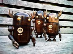 Blog « North Kingdom #wood #toys #robots