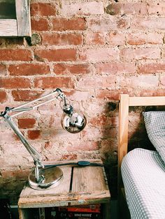 at home in brooklyn / sfgirlbybay #interior #design #decor #deco #decoration