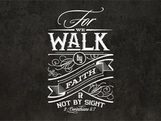 Walk #shirt