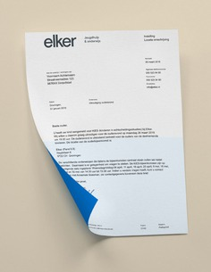 ELKER letterhead