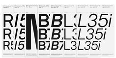NB International™ Pro Specimen #type #typography