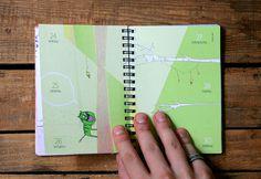 www.prinzapfel.com #2013 #timeplanner #taschenkalender #diary