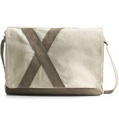 #nevend - huıd #cream #bag #messenger #shoulderbag #plain #caftan #simplicity