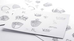 Liverpool English Pub on the Behance Network #logo #branding