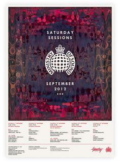 Ministry of Sound - Samuel Johnson #poster