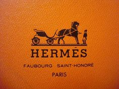 Hermés - TheDieline.com - Package Design Blog #leather #hermes