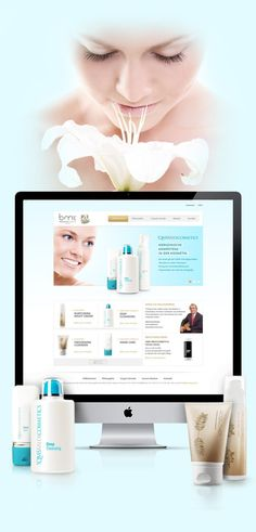Beauty Med Innsbruck on Behance #cos #a #major #provider #of #upscale #for #webdesign