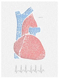 CMYBacon #heart #typography