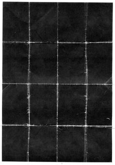 Black paper tiles