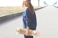 The Boards #white #girl #pink #wood #apollo #skateboards #kate