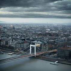 cityscapes on the Behance Network