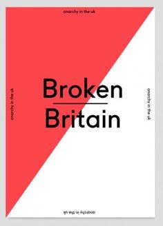Broken Britain II #print