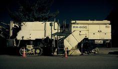 Asphalt_Machine   Flickr - Photo Sharing! #asphalt #photography #machine #road