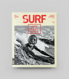 Transworld Surf Redesign on Behance #print #design #re #magazine #typography