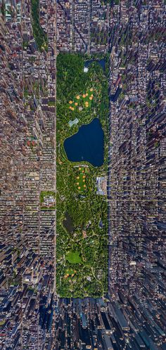 B U I L D #central #park #ny #new #york #birds #eye