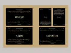 Kaleidoscope, Issue 15, Africa Edition | Antenne Books #design #graphic