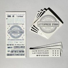 visualsundae #letterpress #branding #typography