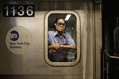Newyorksubwaydrivers 4 #york #portrait #subway #new