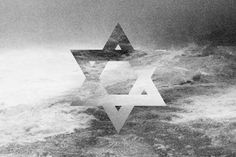 the blog of tamas horvath #hipster #jew #geometric #landscape #star #david