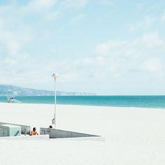 Manhattan Beach on Behance