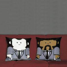 Pulp Fiction Pillow #tech #flow #gadget #gift #ideas #cool
