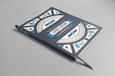 Gabby the Intern #letterpress #book #illustration #type #typography