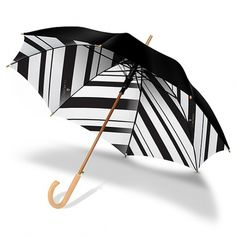 Creative Review - Claridge's rebrand #rebranding #pattern #umbrella #claridges