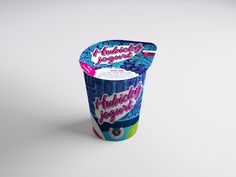 Hubice Yogurt by 68 Design
