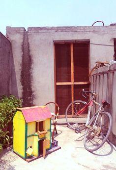 tumblr_m0vsbcSmNs1rrh7rdo1_1280.jpg (1280×1867) #old #hue #cycle #dollhouse #broken #shed