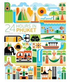24h de Ilustração | Garotas Nerds #vector #togni #phuket #qatar #fernando #airways
