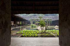 Architecture Photography: I Resort / a21 studio - I Resort / a21 studio (215067) - ArchDaily #garden #architecture