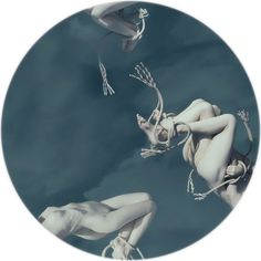 Maria Svarbova #photo #art #nude