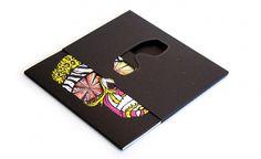 I Love Dust: Macho Man Randy Savage inspired portfoliopackage - TheDieline.com - Package Design Blog