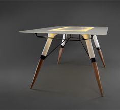 "Table ""T"" by Dsignedby"